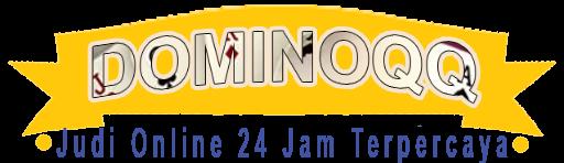 Logo DominoQQ Judi Online 24 Jam Terpercaya